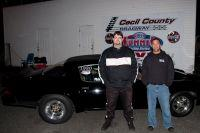 Mike Thompson 275 Drag Radial Winner