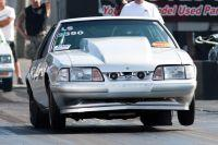 Keith Szabo - Ultimate Outlaw Shootout Series Outlaw Drag Radial Winner