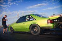 Chris Evans- Ultimate Outlaw Shootout Series Extreme 275 Drag Radial Winner