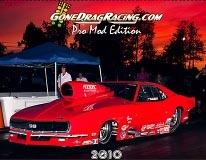 2010 Drag Racing Calendars